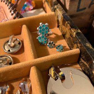 Zuni inlay set
